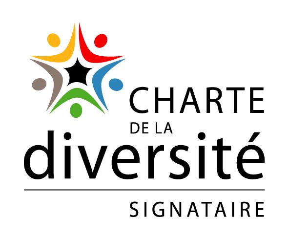 Signataire de la charte diversité